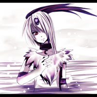 Absol by AvalonAnubis