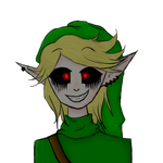BEN_drowned by RussianEarlGrey