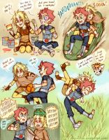 Thundercats - Playdates by piku-chan