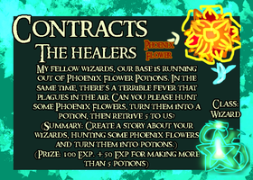 Wizard contract by Asoq
