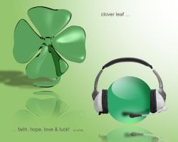 Clover Leaf by by-ermal