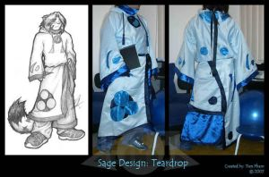 Sage Design: Teardrop by TidalNight