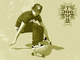 Dogtown Wallpaper by rockst3ady