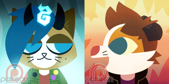 NITW Icons by AdriOfTheDead