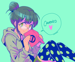 OSMT: Choroko by Chancake