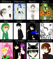 2013 Summary Of Art by khftw