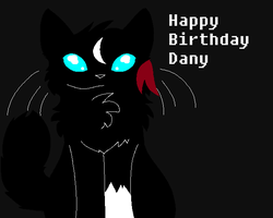 Happy Birthday Dany! by XxSkelly-BooxX