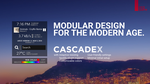 CASCADEx for Rainmeter [v1.3.2 | 17 March 2015] by Redsaph