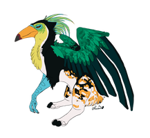 Concept - Gryphon by Sushi