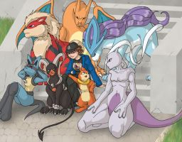 Pokemon - Waiting To Protect