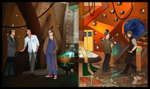 Chameleon Circuit by Cally-wally