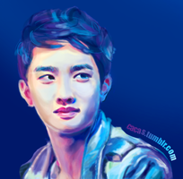 Do Kyung Soo by Julia-Yes