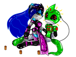 Robopunky: Hacking My Way Through by queenmafdet
