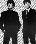 JOHN Y PAUL by imaginestrawberries