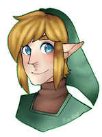 My little Link babbu by Po-Zu