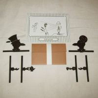 Shadow Finger Puppets 1 by PaperTales