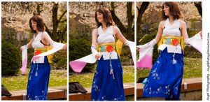 Yuna Dances by Angel-Platypus-Photo
