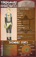 Taiki Aoki: Post-timeskip profile. by TheUnitCircle