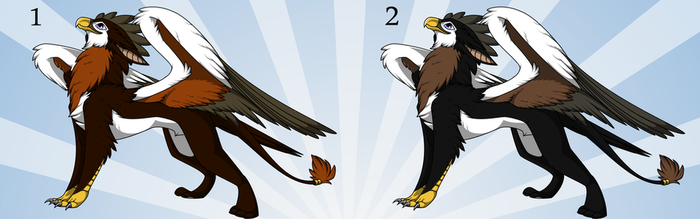 Gryph Adoptables (CLOSED) by itachi1235
