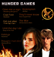 Hunger Games soundtrack by HennaLucas