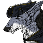 Haytham Wolf ~ colored~ by Darkflametailz