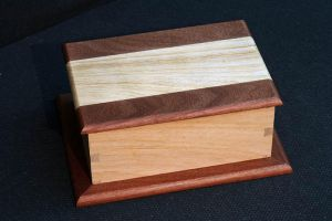 my very first wooden box (closed) by ansiaaa