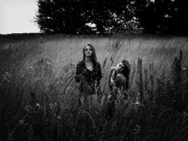 ira and me black and white by alldolledup47