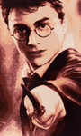 Harry Potter Cross Stitch Pattern Preview by shingorengeki