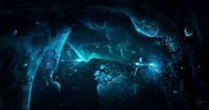 Waters of Europa by JoeyJazz