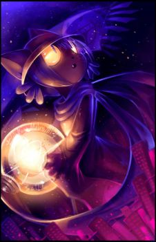 Niko OneShot - Holding the Sun by WalkingMelonsAAA