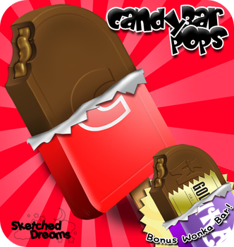 Candybar Pops- Replacement by sketched-dreams