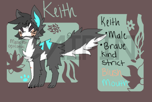 Keith Reference by caipin