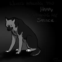 What's Making You Happy... by Loki-Dokie