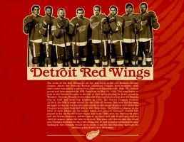 The Red Wings by Redwinger025