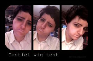 WIP: Cas wig test by CrystalEquinox