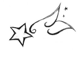 Flying Star by mynamethatislong