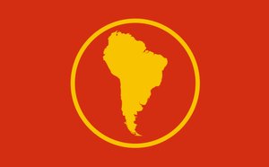 South American flag by kyuzoaoi