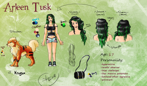 Arleen Tusk: quick reference by ShiNo-theWoLf