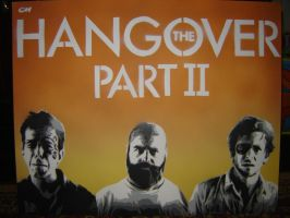 The Hangover Part II by Stencils-by-Chase