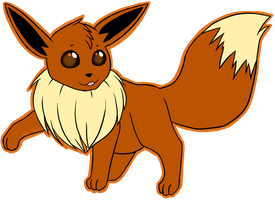 Eevee 1 by colormymemory