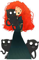 Merida Time by cam070