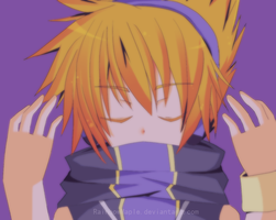 TWEWY:Neku by RainbowMaple