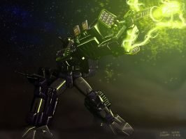 Energon Shockblast by 1DB