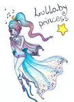 new adventure time princess! Lullaby princess (OC) by NENEBUBBLEELOVER