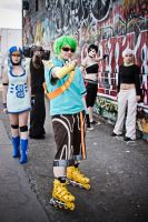 Jet Set Radio Future by LilithFire