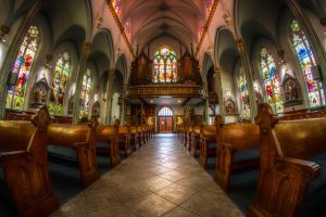 Basilica of the Immaculate Conception by RoyalImageryJax