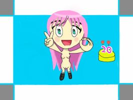 pp bday contest by shenlong977
