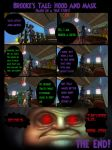 Brooke's Tale - Hood and Mask - page 3 by Wizard101DevinsTale