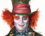 Mad Hatter by Spomo-U