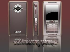 Mobile phone by paskoff